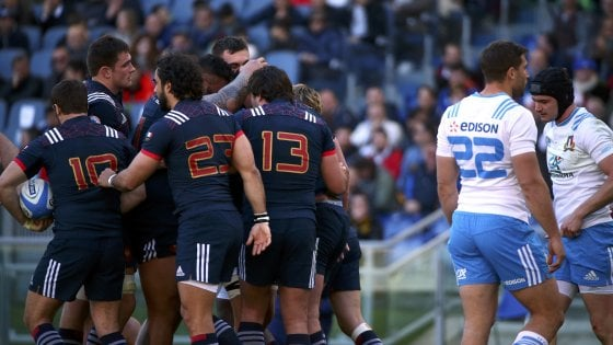 Rugby, Sei Nazioni; Italia ko anche con la Francia: arriva un altro cucchiaio di legno
