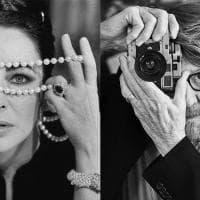 Robinson a casa di Gianni Bozzacchi, il fotografo delle star: