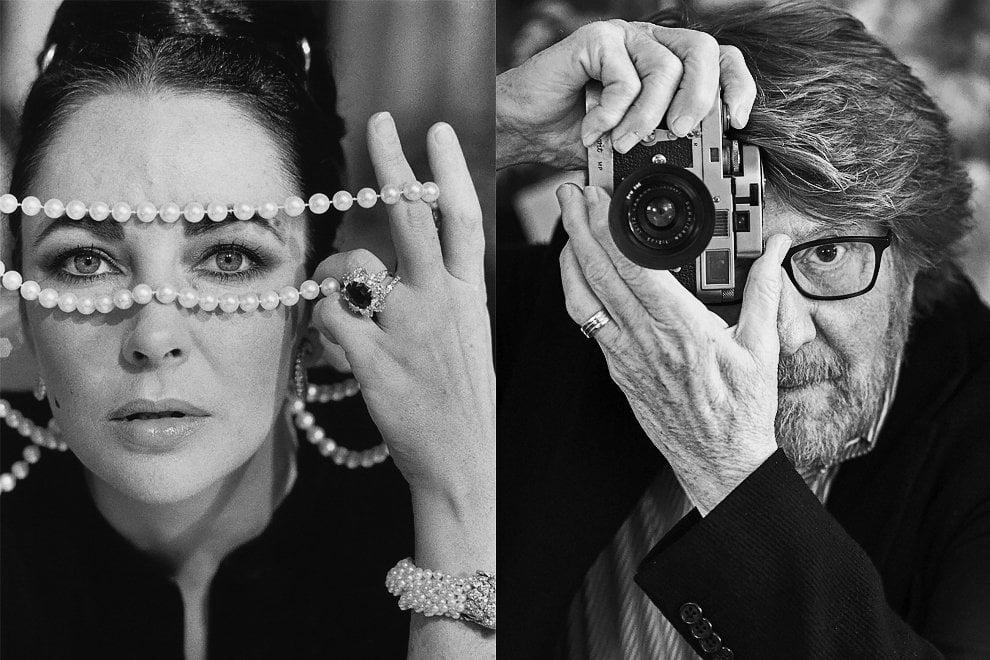 """Robinson a casa di Gianni Bozzacchi, il fotografo delle star: """"Picasso mi confidò che vedeva i colori nel mio bianco e nero"""""""