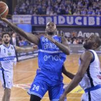 Basket, sul parquet di Brescia colpo di Brindisi in chiave playoff
