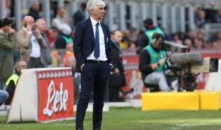 Atalanta, Gasperini: ''Inter devastante, strano per noi avere la stessa classifica''