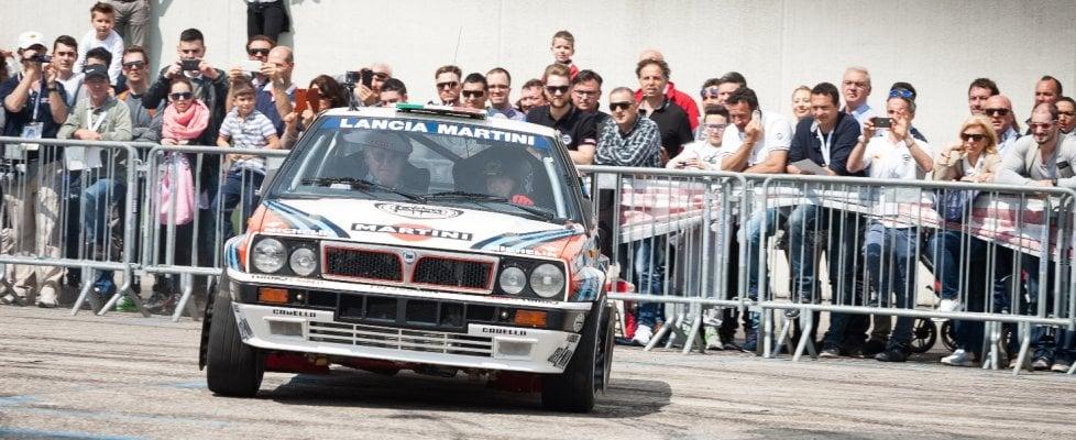 Verona Legend Cars, i miti scendono in pista