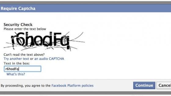 Google: addio Captcha, la verifica di sicurezza diventerà invisibile
