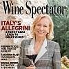 IL VINO              Marilisa Allegrini sulla cover di Wine Spectator             Paola Jadeluca