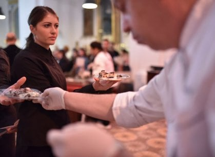 Pasta e caffè sposi: l'insolito abbinamento tutto partenopeo