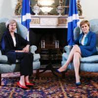 No-Brexit, la Scozia fissa la data per un nuovo referendum. No di Londra: