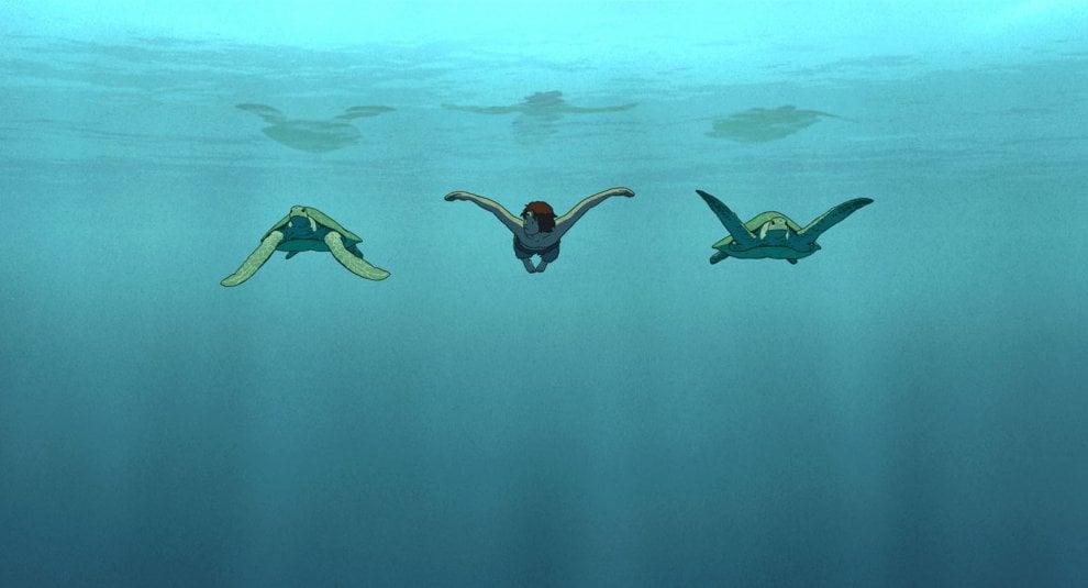 'La tartaruga rossa', in sala il capolavoro dello Studio Ghibli