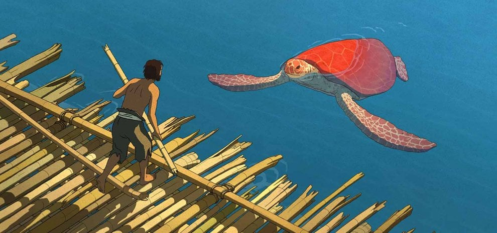 Il naufrago e la tartaruga rossa, il capolavoro d'animazione che ha commosso il mondo