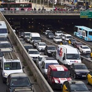 Madrid, dal 2025 stop alle auto con più di 20 anni