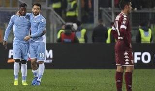 Lazio-Torino 3-1, magia di Keita e biancocelesti al quarto posto