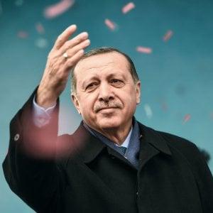 """Turchia, il presidente Erdogan: """"Olanda fa terrorismo di Stato"""""""