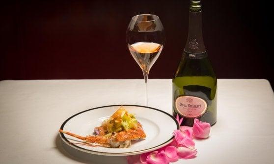 Dom Ruinart: la complessa dialettica di due Champagne-fratelli