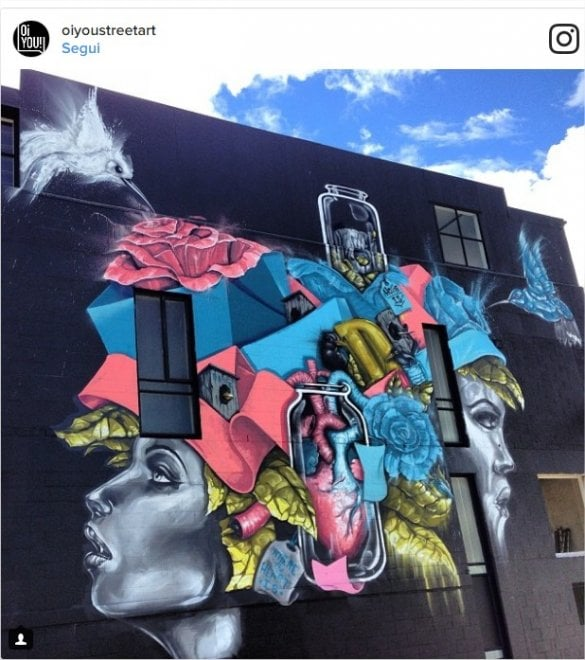 Nuova Zelanda, street art per salvare la città dopo il terremoto: così è rinata Christchurch