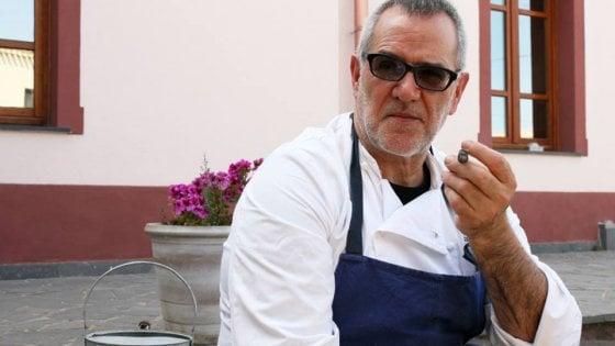 L'umiltà di un grande chef: a 60 anni Salvatore Tassa va a Parigi a fare uno stage da Yannick Alleno