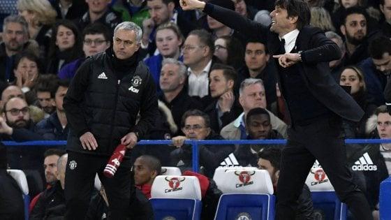 Conte e Mourinho, l'ego prima della tattica