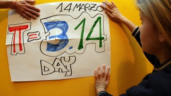 """Torna il """"Pi greco day"""": la matematica al centro della scena"""