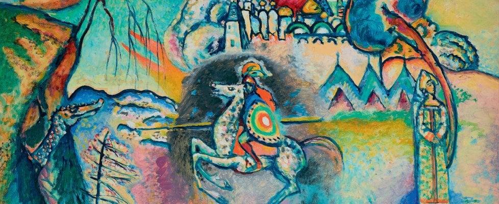 A Milano c'è Kandinskij, il maestro dell'invisibile
