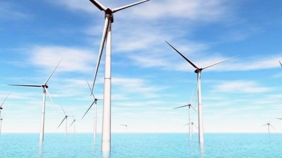 Un'isola artificiale produrrà energia pulita nel Mare del Nord