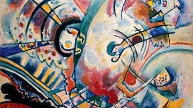A Milano è di scena Kandinskij,  il maestro dell'invisibile   foto