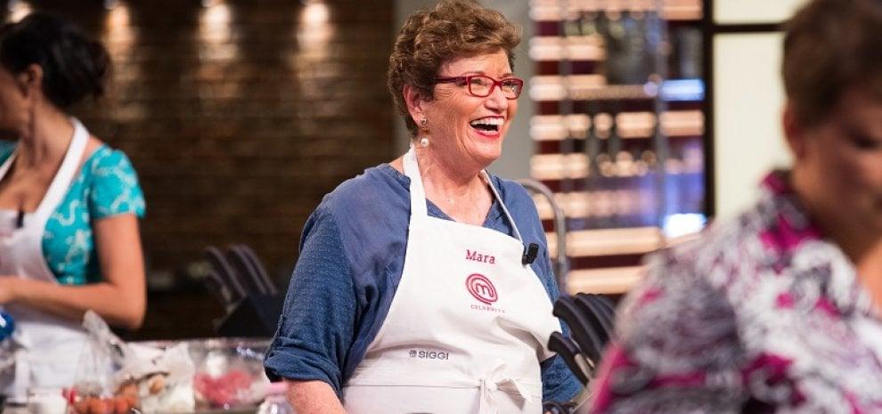 """A Celebrity MasterChef Mara Maionchi: """"Lo chef è un artista, noi dei trogloditi"""""""