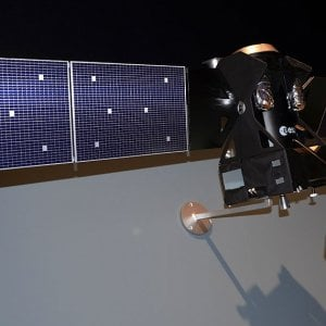 La sonda di ExoMars pronta a 'surfare' sul suolo marziano