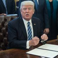 Usa, rotto muro del silenzio sui redditi di Trump: