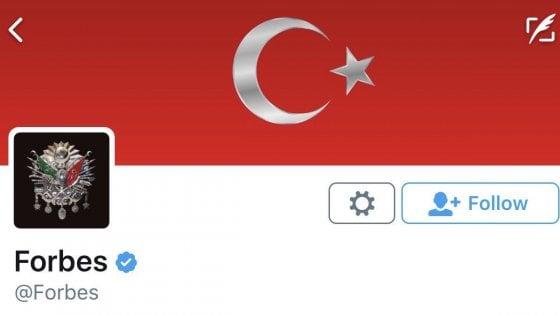 Francia, attacco hacker via Twitter: bandiera e scritte turche su profili governativi