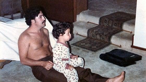 «Sono il figlio di Escobar, ma ho preferito vivere»