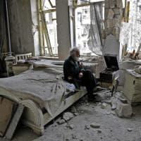 Risultati immagini per ricostruiamo Aleppo