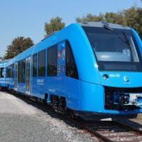 Ecco il primo treno a idrogeno: Coradia iLint corre a 80 all'ora