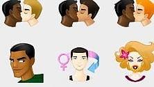 Grindr lancia gli emoji gay, tra ironia e allusioni   Foto  Icone senza tabù