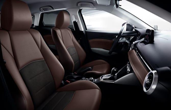 """Mazda CX-3 """"Luxury Edition"""", il crossover si mette in lungo"""