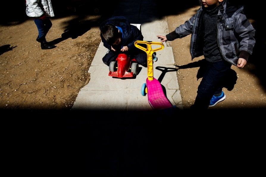 Grecia, nelle case famiglia dove vivono i figli della crisi