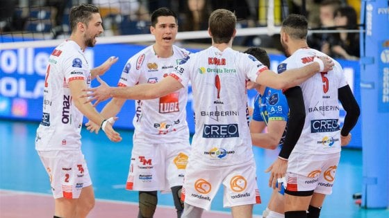 Volley, Champions: Lube e Modena vincono in Polonia