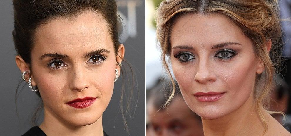 Emma Watson e Mischa Barton per la privacy contro foto e video rubati