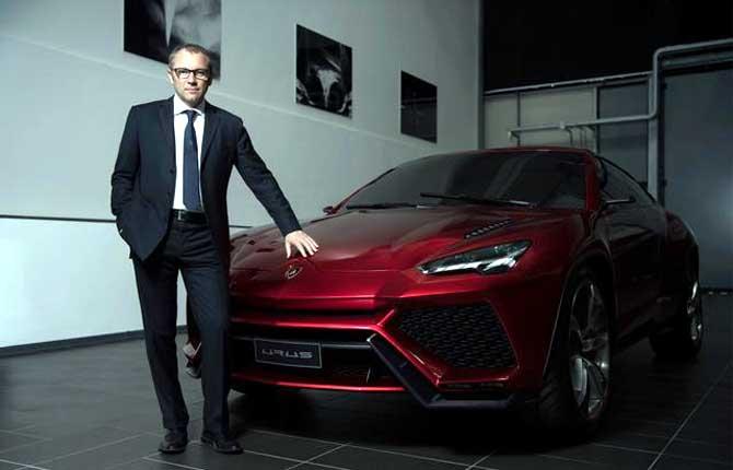 Lamborghini, ancora un anno record