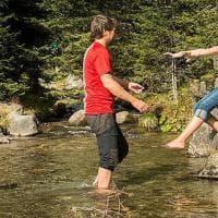 Tra benessere e trekking, tempo di barefooting