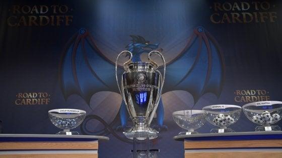 Champions, la Juventus tifa Leicester: da evitare le spagnole e l'amico Ancelotti