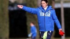 Italia-Germania Under 16, in panchina cè Patrizia Panico: è la prima donna ad allenare gli uomini