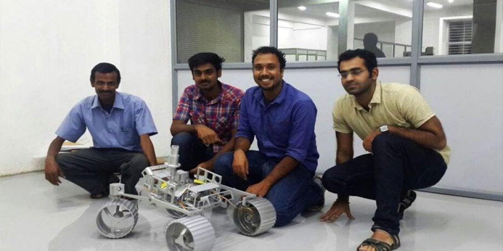 TeamIndus, una sonda verso la Luna