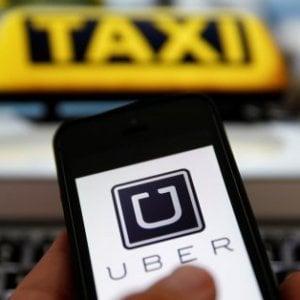 """Uber ci prova: """"Se si apre il mercato pronti a compensare i tassisti"""""""