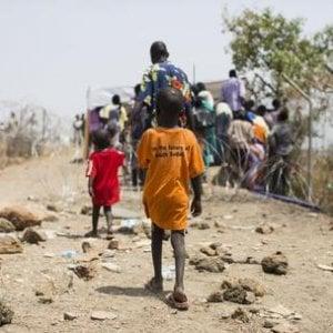 Sud Sudan, si continua a scappare dai combattimenti in cerca di un qualche aiuto