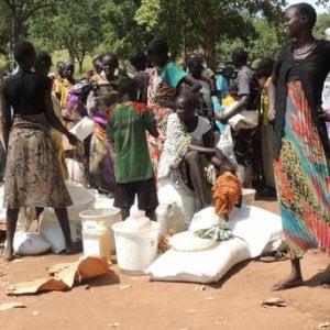 """Sud Sudan, """"Nella fuga ho perso mia madre"""""""