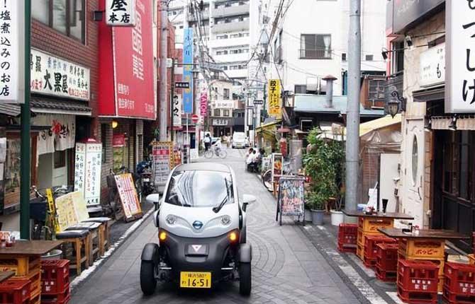 Car sharing elettrico, Nissan e Yokohama giocano l'asso