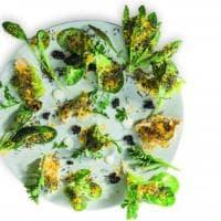 Filetto con begonie e  torta ai garofani: per la cena di stasera la spesa si fa dal fioraio