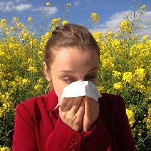 Primavera, tempo di allergie