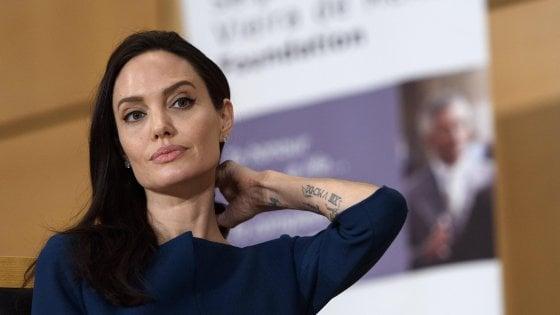 Angelina Jolie alla LSE e il dibattito dentro Repubblica
