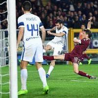 Torino-Inter 2-2: i nerazzurri frenano nella rincorsa al terzo posto