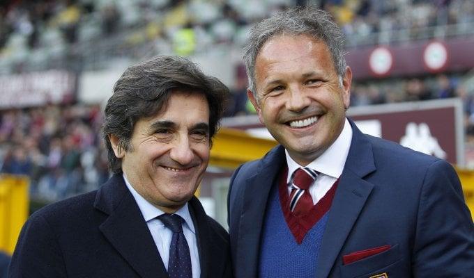 """Mihajlovic: """"Alla pari con una grande, ho rivisto il vero Torino"""""""