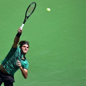 Tennis, Indian Wells: Federer-Wawrinka la finale